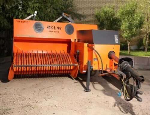 Baler RSA98- High Speed